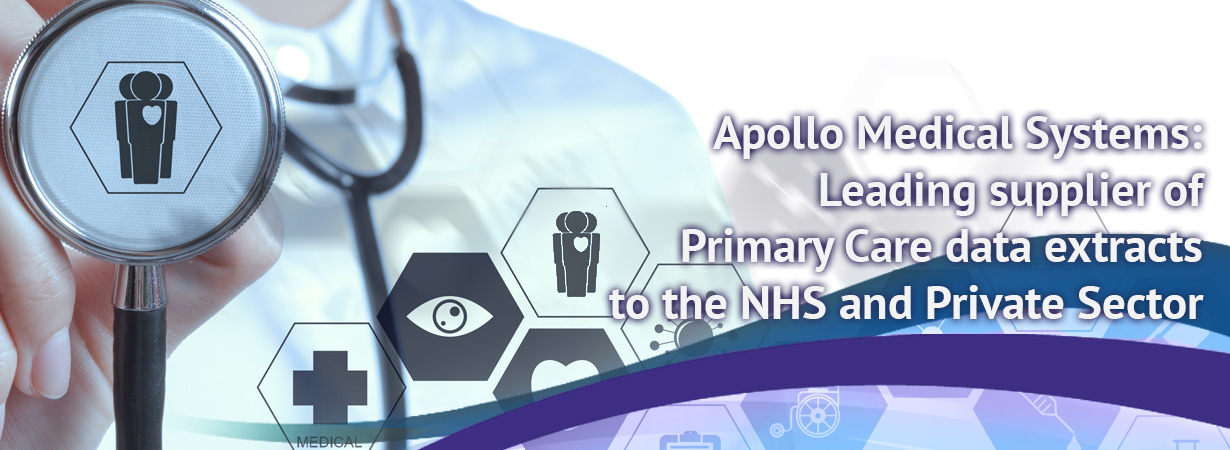 Leading supplier of Primary Care data extracts to the NHS and Private Sector.