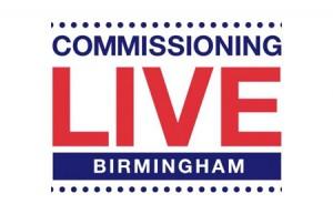Commissioning Live – Birmingham