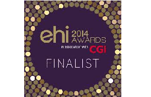 HSS & StageCRAFT are finalists for EHI 2014 Awards